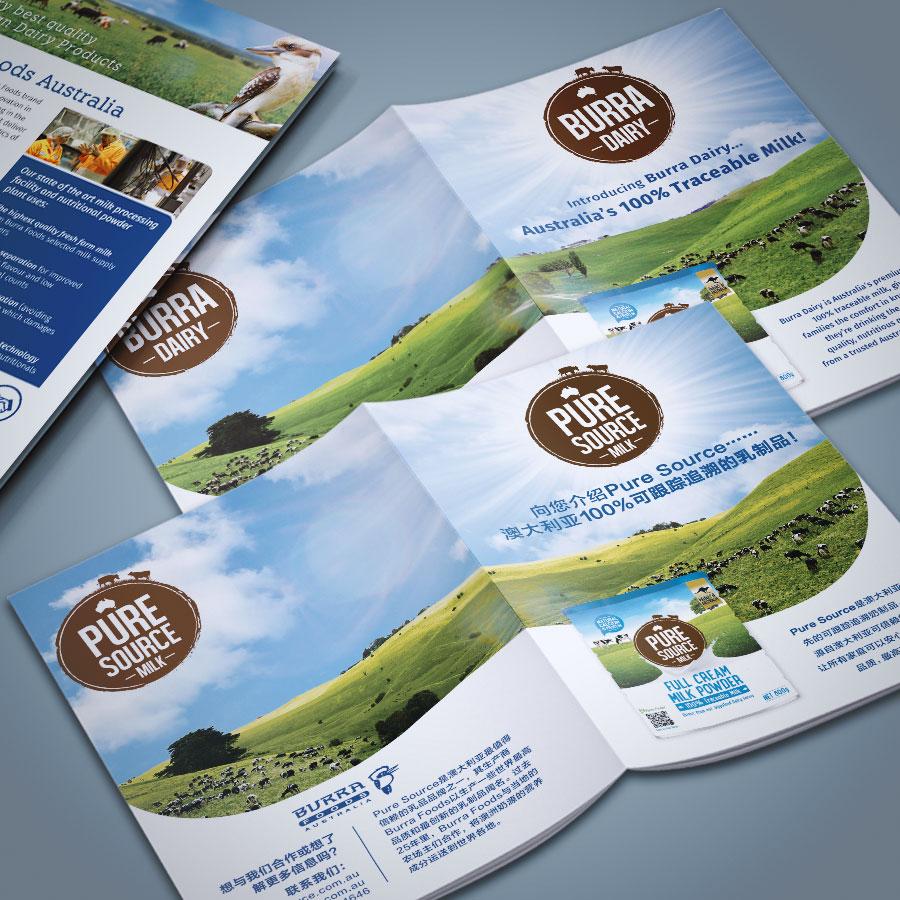 Informational Marketing Material